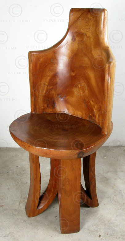 Afro chair FV7. Zambia style.