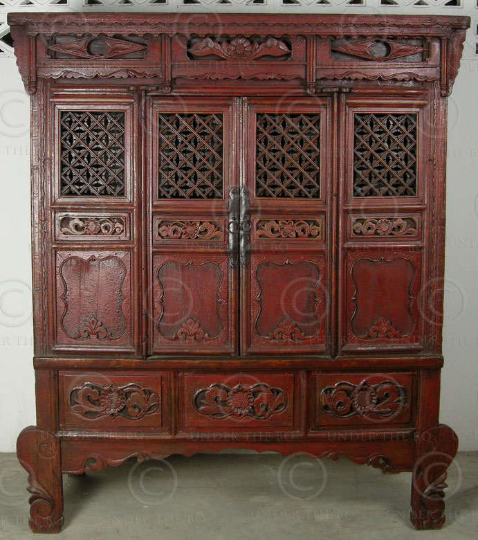 armoire chinoise bj49 shanxi chine. Black Bedroom Furniture Sets. Home Design Ideas