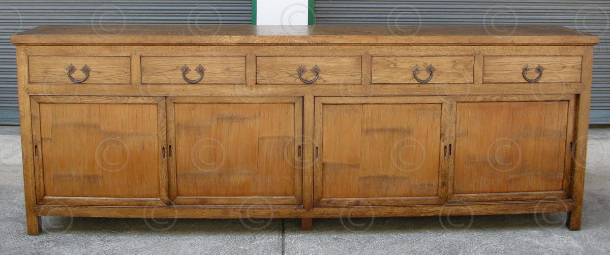 colonial sideboard fv129 under the bo workshop. Black Bedroom Furniture Sets. Home Design Ideas