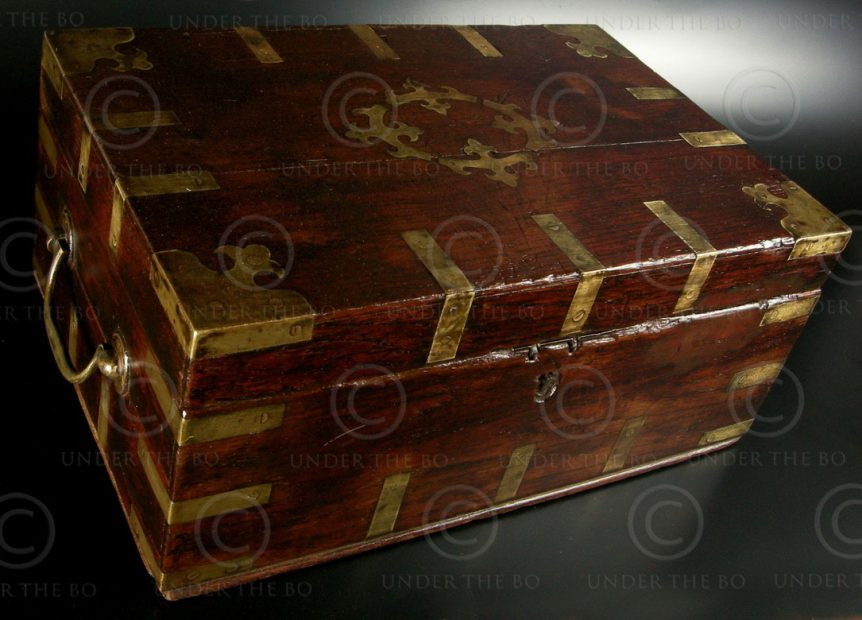 Jewellery Box FCC7. Punjab, Pakistan.
