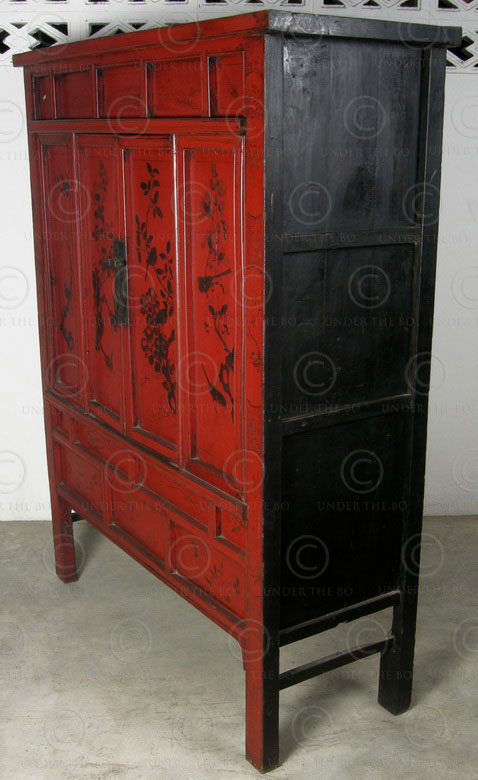 - Chinese Cabinet BJ40A. Shanxi. China