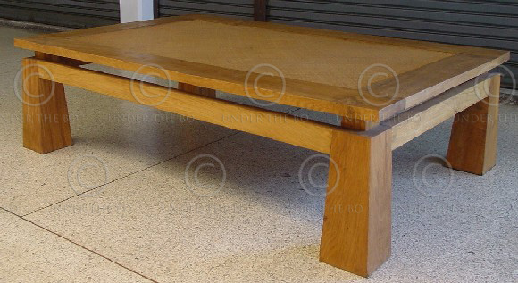 Table basse FV15. Atelier Under the Bo.